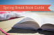Spring Break Book Guide